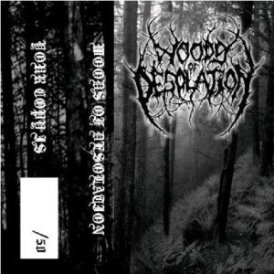 Woods of Desolation - Woods of Desolation cover art