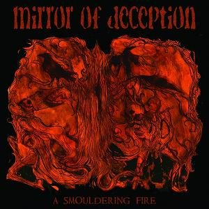 Mirror of Deception - A Smouldering Fire cover art