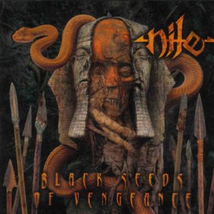 Nile - Black Seeds of Vengeance cover art