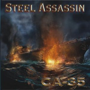 Steel Assassin - CA-35 cover art
