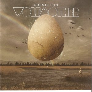 Wolfmother - Cosmic Egg cover art