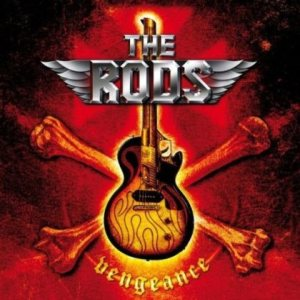 The Rods - Vengeance cover art