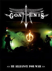 GoatPenis - Ill Alliance for War cover art