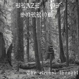 Blaze of Sorrow - The Eternal Thought cover art