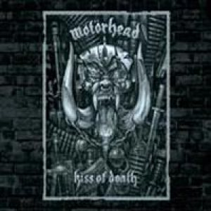 Motorhead - Kiss of Death cover art