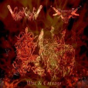 Wargoatcult - War and Carnage cover art