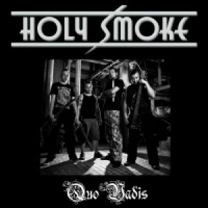Holy Smoke - Quo Vadis cover art