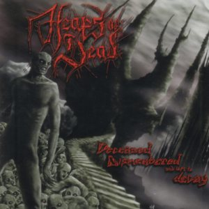 Heaps Of Dead - Deceased Dismembered and Left to Decay cover art
