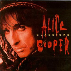 Alice Cooper - Classicks cover art