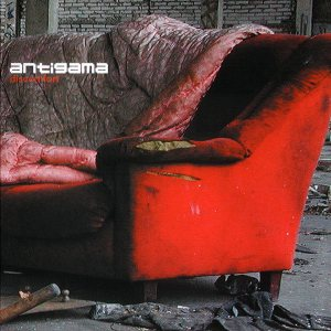Antigama - Discomfort cover art