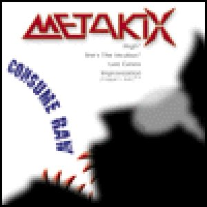 Metakix - Consume Raw cover art