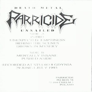 Parricide - Unnailed cover art