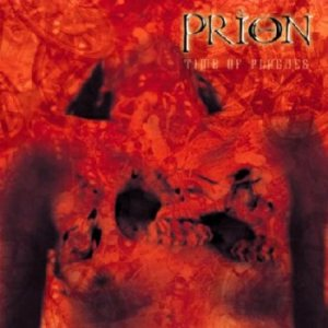 Prion - Time of Plagues cover art