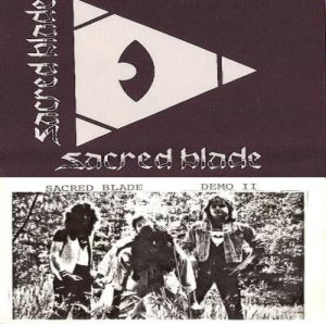 Sacred Blade - Demo II cover art