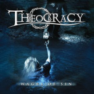 Theocracy - Wages of Sin cover art