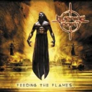 Burning Point - Feeding the Flames cover art