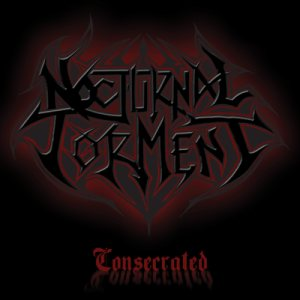 Nocturnal Torment - Consecrated cover art