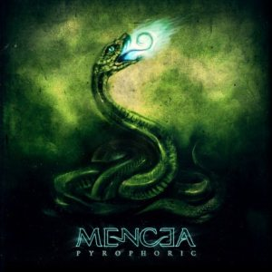 Mencea - Pyrophoric cover art