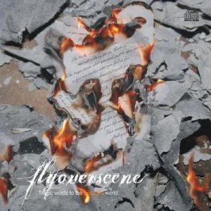 Flyoverscene - Tragic Words to the Beautiful Worlds cover art