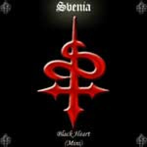Svenia - Black Heart cover art
