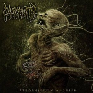 Obscenity - Atrophied in Anguish cover art