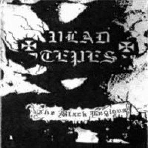 Vlad Tepes - The Black Legions cover art