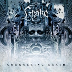 Kråke - Conquering Death cover art
