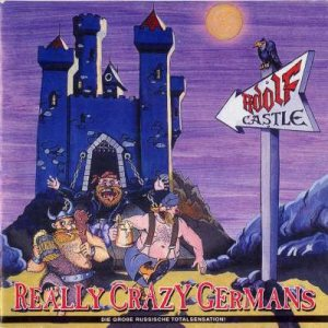 Adolf Castle - Really Crazy Germans cover art