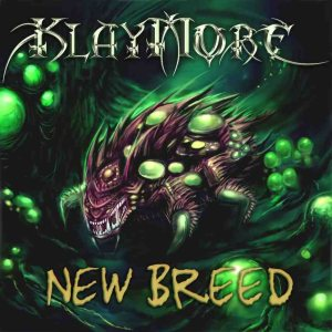 Klaymore - New Breed cover art