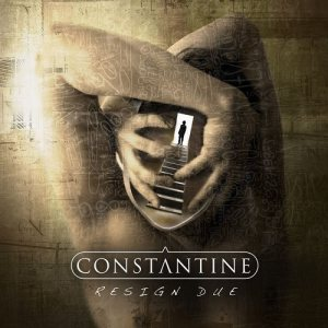 Constantine - Resign Due cover art