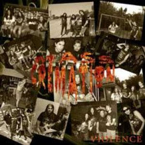 Mass Cremation - Violence cover art
