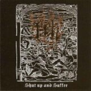 pek - Shut Up and Suffer cover art