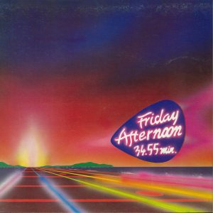 Various Artists - Friday Afternoon I cover art
