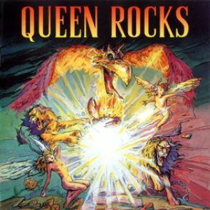Queen - Queen Rocks cover art