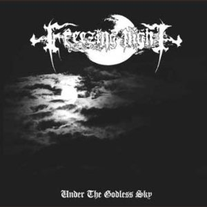 Freezing Night - Under the Godless Sky cover art