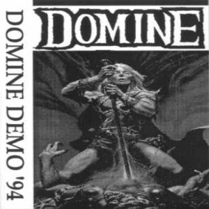 Domine - Domine 1994 cover art