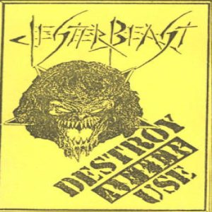Jester Beast - Destroy After Use cover art