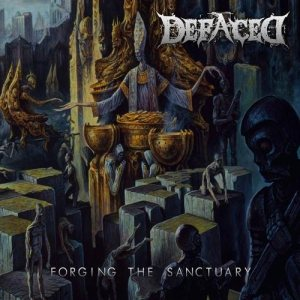 Defaced - Forging the Sanctuary cover art