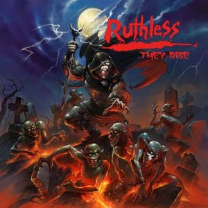 Ruthless - They Rise cover art