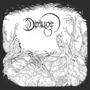 Dräugr - Despair the Withered Shadows cover art