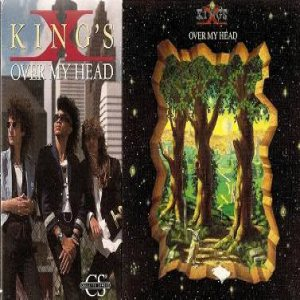 King's X - Over My Head cover art