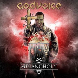 Melancholy - Godvoice cover art