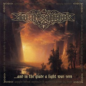 Moongates Guardian - .​.​.​and in the Glade a Light Was Seen cover art