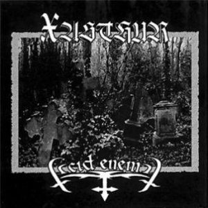 Acid Enema / Xasthur - Xasthur / Acid Enema cover art
