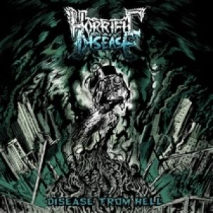Horrific Disease - Disease from Hell cover art