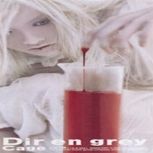 Dir En Grey - Cage cover art