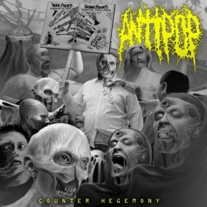 Antipop - Counter Hegemony cover art