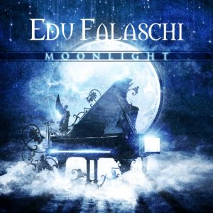 Edu Falaschi - Moonlight cover art
