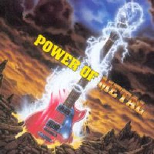 Gamma Ray / Helicon / Rage / Conception - Power of Metal cover art