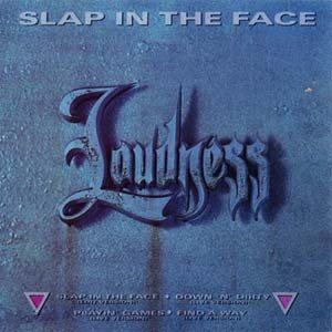 Loudness - Slap in the Face cover art